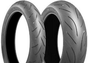 Bridgestone: Battlax S21