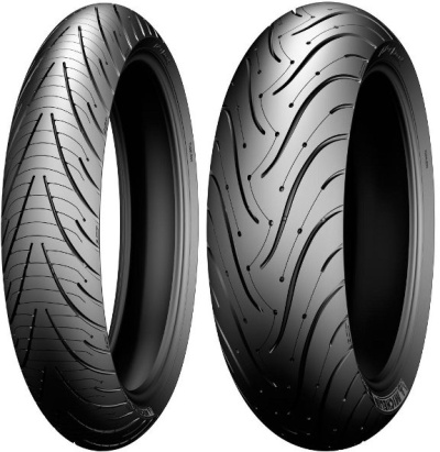 Michelin: Pilot Road 3